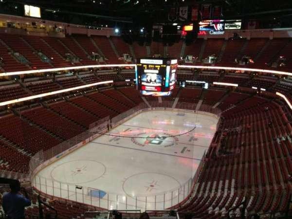 Honda Center, secção: 420, fila: L, lugar:  7