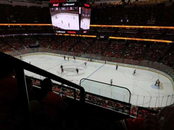 Honda Center, secção: 408, fila: C, lugar: 16