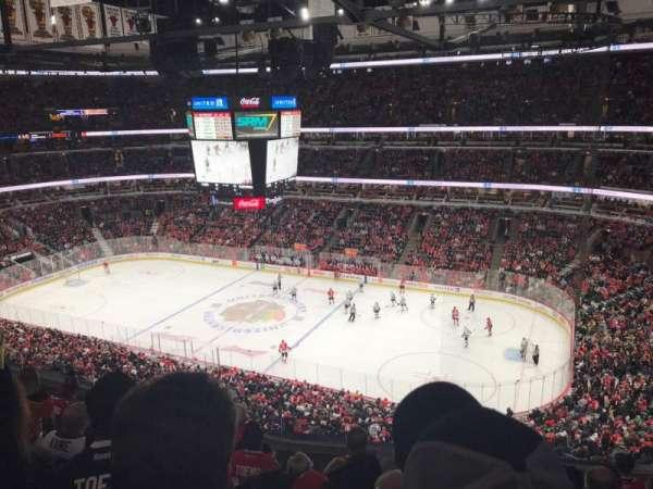 United Center, secção: 315, fila: 7, lugar: 3