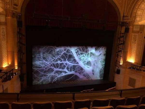 Samuel J. Friedman Theatre, secção: Mezzanine C, fila: C, lugar: 102