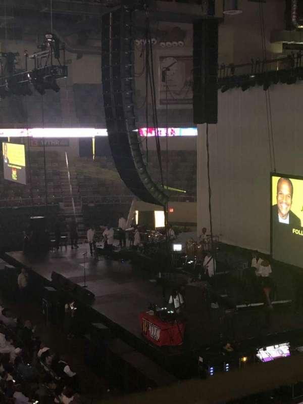 Indiana Farmers Coliseum, secção: 322, fila: A, lugar: 14