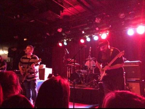 Paradise Rock Club, secção: GA