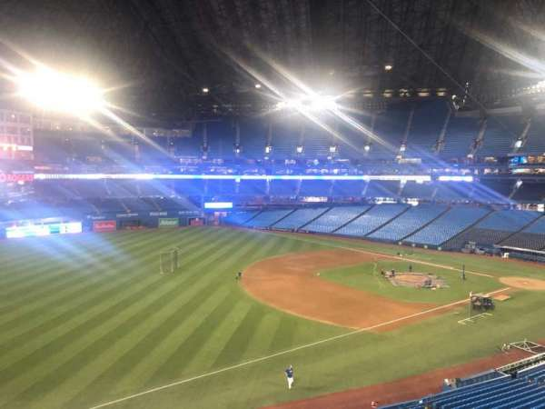 Rogers Centre, secção: Jays Care Community Clubhouse