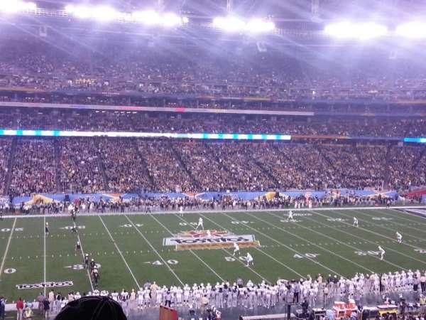 State Farm Stadium, secção: 214, fila: 6, lugar: 6