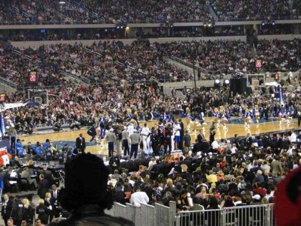 AT&T Stadium, secção: 119, fila: 21, lugar: 4