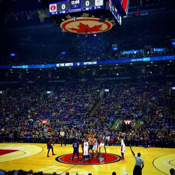 Scotiabank Arena, secção: 118, fila: 11, lugar: 24