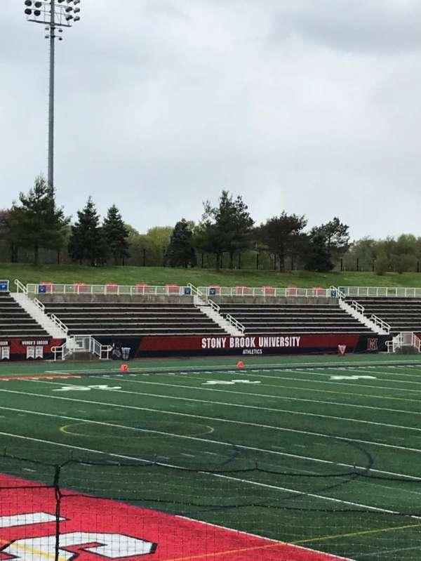 Kenneth P. LaValle Stadium, secção: 108, fila: K, lugar: 22