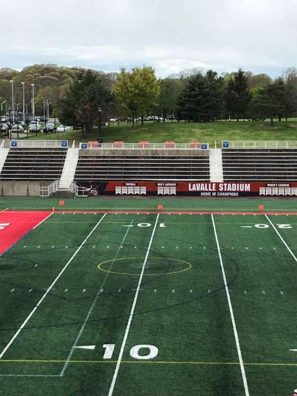 Kenneth P. LaValle Stadium, secção: 206, fila: C, lugar: 5