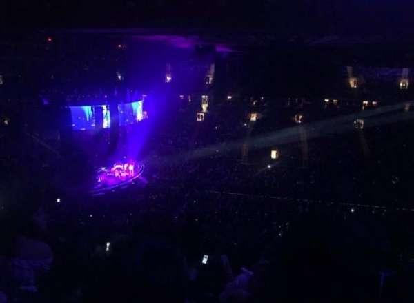 Madison Square Garden, secção: 224, fila: 12, lugar: 10