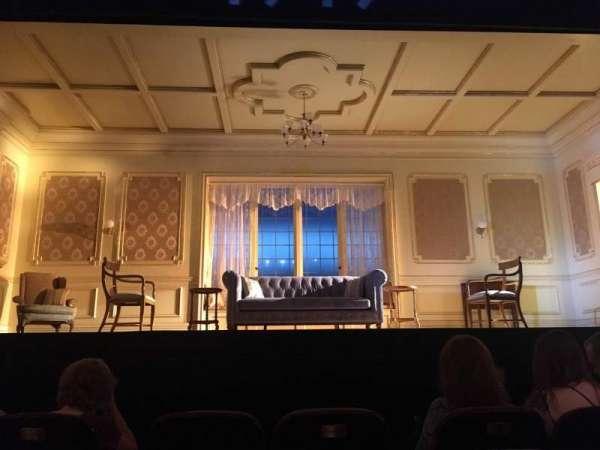 American Airlines Theatre, secção: Orchestra Center, fila: C, lugar: 108