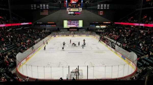 Van Andel Arena, secção: 201, fila: D, lugar: 13