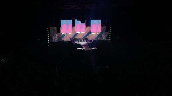 Arena Birmingham, secção: 7 Upper, fila: NN, lugar: 292