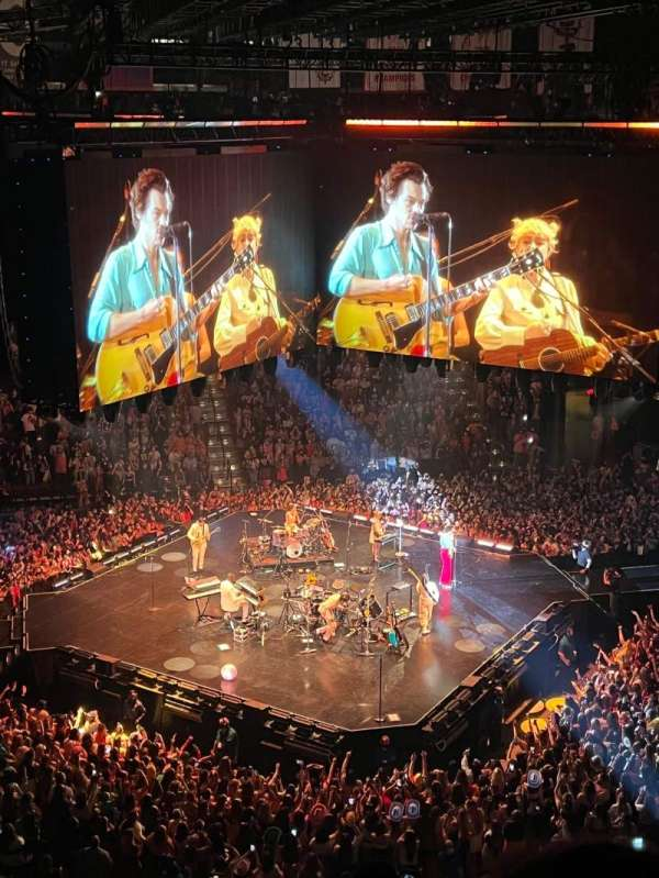 Mohegan Sun Arena, secção: 118, fila: k, lugar: 14