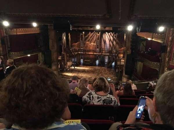 CIBC Theatre, secção: Balcony RC, fila: L, lugar: 418