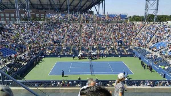 Louis Armstrong Stadium, secção: GA , fila: B, lugar: 3