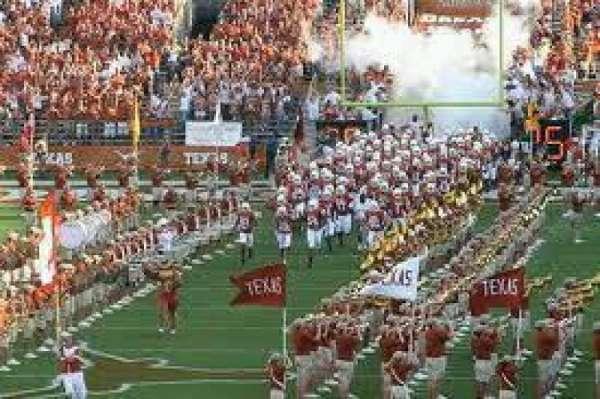 Texas Memorial Stadium, secção: 13