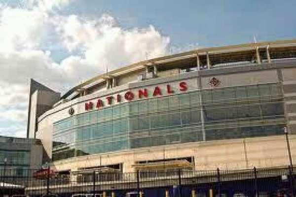 Nationals Park, secção: Home Plate Gate