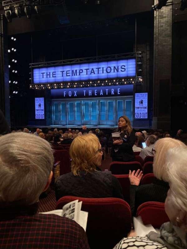 Imperial Theatre, secção: Orchestra L, fila: N, lugar: 4