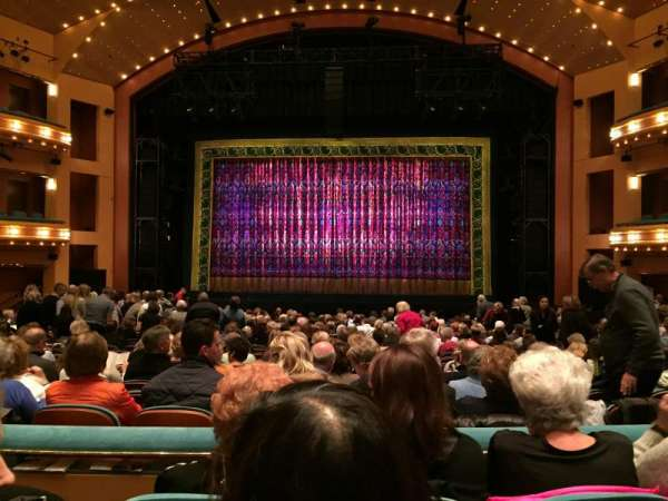 Procter And Gamble Hall at the Aronoff Center, secção: Orchestra, fila: R, lugar: 213