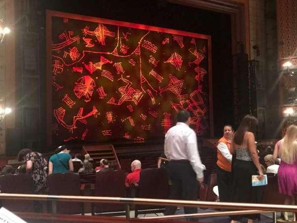 Walt Disney Theatre - Dr. Phillips Center, secção: Upper Orchestra L, fila: R, lugar: 11