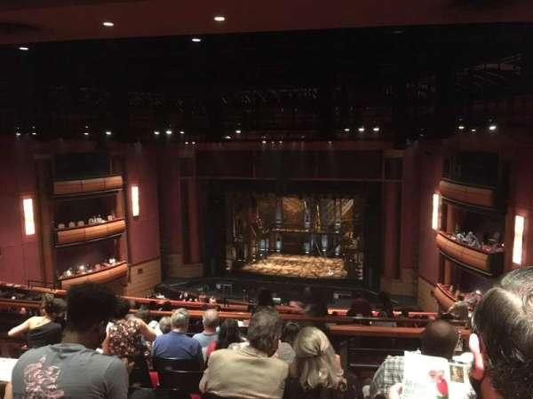 Moran Theater at the Times Union Center for the Performing Arts, secção: Balcony Center, fila: PPP, lugar: 18