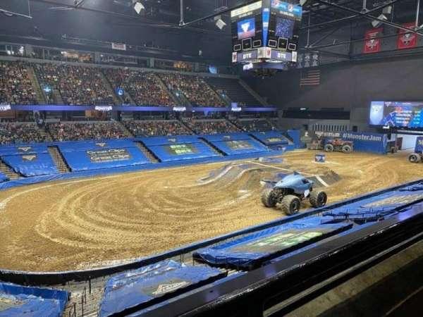 Van Andel Arena, secção: 224, fila: A, lugar: 17