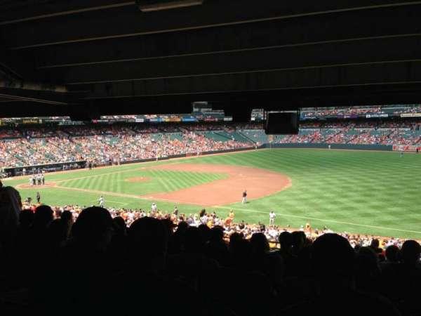 Oriole Park at Camden Yards, secção: 13, fila: 13, lugar: 8
