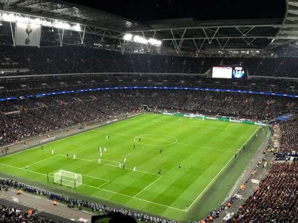 Wembley Stadium, secção: 509, fila: 20