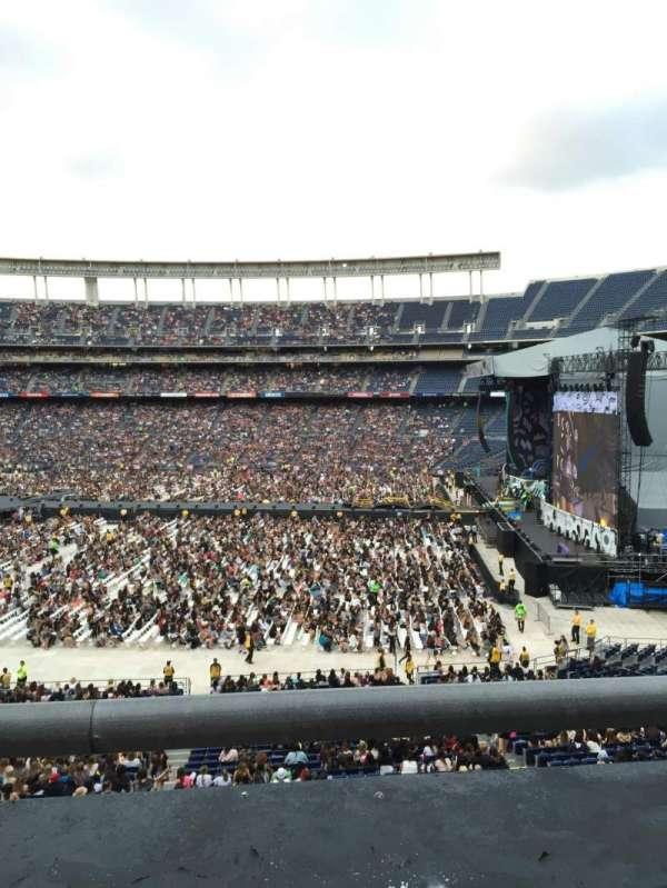 San Diego Stadium, secção: C39, fila: 1, lugar: 10