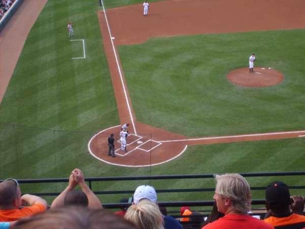 Oriole Park at Camden Yards, secção: 328, fila: C, lugar: 8