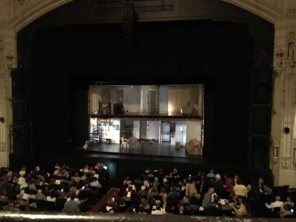 Orpheum Theatre (San Francisco), secção: Loge RC, fila: A, lugar: 116