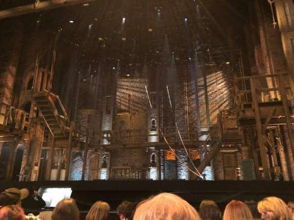 Orpheum Theatre (San Francisco), secção: Orchestra RC, fila: E, lugar: 114