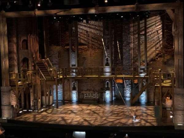 Orpheum Theatre (San Francisco), secção: MEZZANINE RC, fila: E, lugar: 120