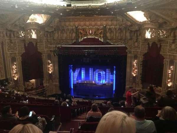 James M. Nederlander Theatre, secção: Balcony RC, fila: S, lugar: 322