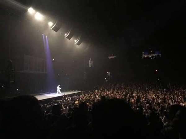 Allstate Arena, secção: 103, fila: E, lugar: 11