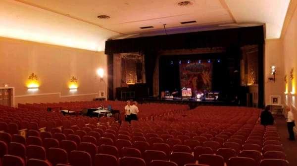 Keswick Theatre, secção: Back Right, fila: Z, lugar: 26