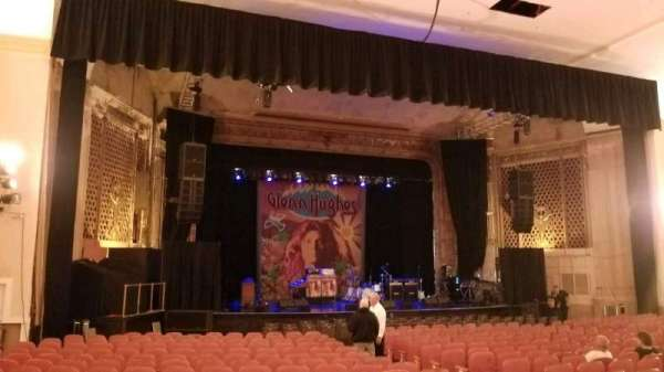 Keswick Theatre, secção: Middle Left, fila: J, lugar: 15