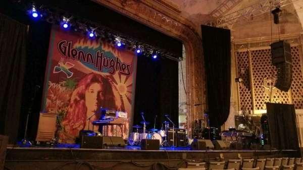 Keswick Theatre, secção: Front Left, fila: BB, lugar: 11