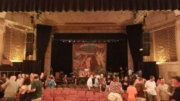 Keswick Theatre, secção: Middle Center, fila: G, lugar: 104