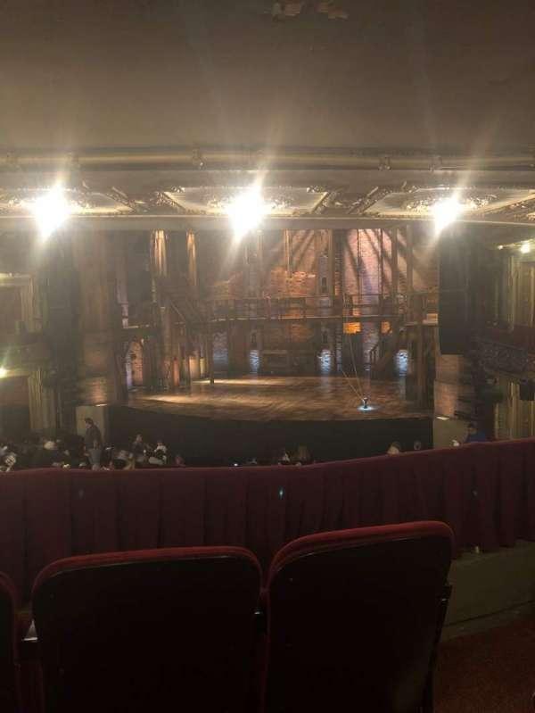 CIBC Theatre, secção: DRCRRC, fila: C, lugar: 234