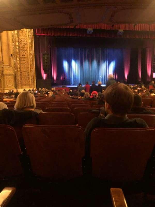 Chicago Theatre, secção: MNFL3L, fila: N, lugar: 307