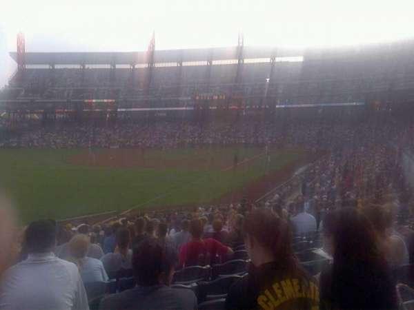 PNC Park, secção: 131, fila: s, lugar: 12