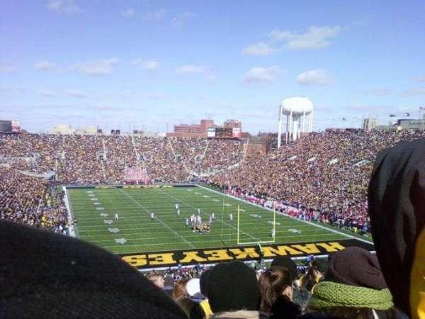 Kinnick Stadium , secção: 218