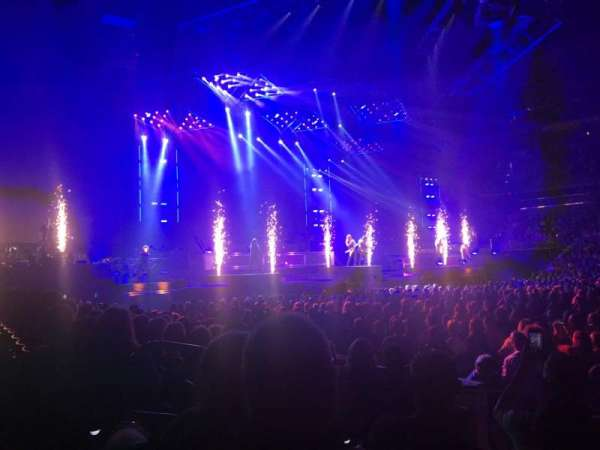 Amalie Arena, secção: 116, fila: G, lugar: 17