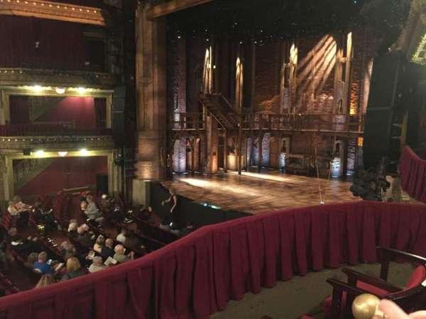 CIBC Theatre, secção: DCRBX2, fila: BX2, lugar: 214