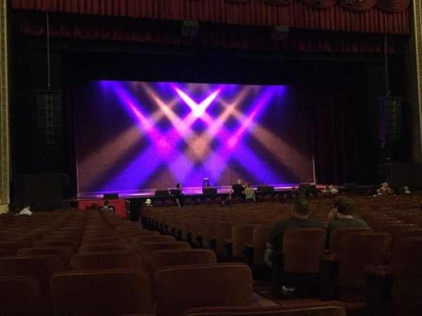 Chicago Theatre, secção: MNFL3L, fila: G, lugar: 301