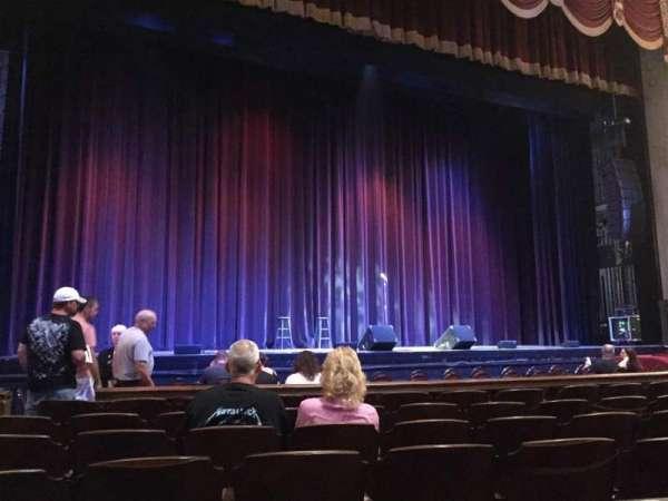 Rialto Square Theatre, secção: 2, fila: G, lugar: 211