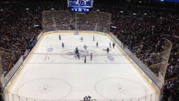 Scotiabank Arena, secção: 315, fila: 2, lugar: 14