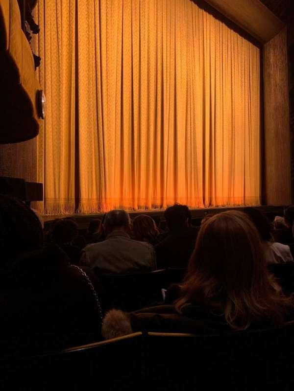 David H. Koch Theater, secção: Left Orchestra, fila: F, lugar: 29