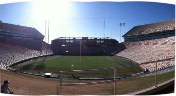 Memorial Stadium, Clemson, secção: The Hill